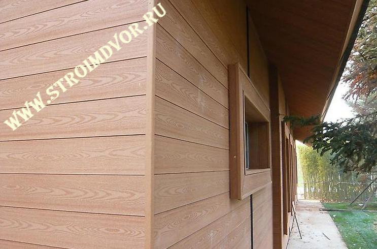 Материалы для отделки и утепления фасада дома